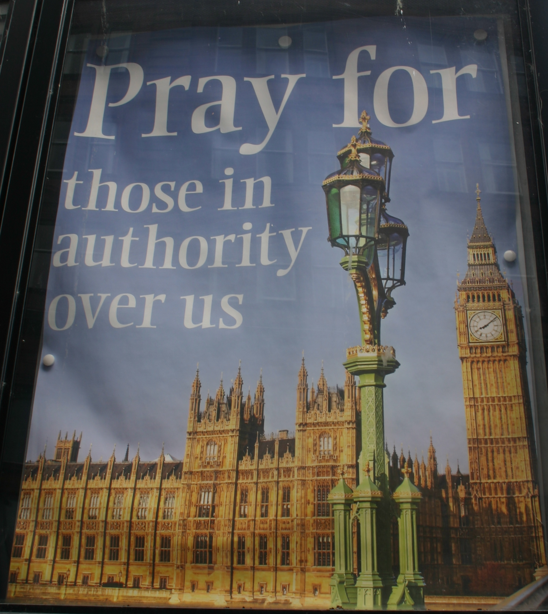 pray authority